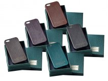 Scotch & Soda Leren Case voor iPhone 4/4S