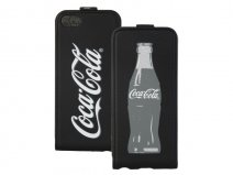 Coca-Cola Bottle Flip Case - iPhone SE / 5s / 5 hoesje