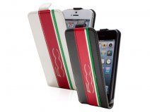 Fiat 500 Flip Case - iPhone SE / 5s / 5 hoesje