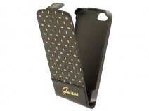 Guess Gianina Flip Case - iPhone SE / 5s / 5 hoesje