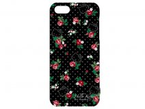 Hello Kitty Hard Case - iPhone SE / 5s / 5 hoesje (D)