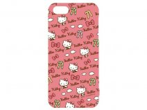 Hello Kitty Hard Case - iPhone SE / 5s / 5 hoesje (E)