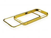 MacAlly Metal Bumper Case - iPhone SE/5s/5 hoesje