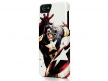 Marvel Captain America Case - iPhone SE/5s/5 hoesje