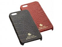 Maison Scotch Croco Case - iPhone SE/5s/5 hoesje