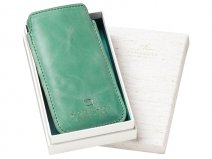 Scotch & Soda Leren Sleeve Hoesje voor iPhone