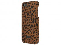 Maison Scotch Leopard Case - iPhone SE/5s/5 hoesje