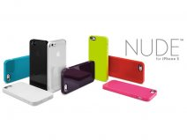 SwitchEasy Nude 1mm Case - iPhone SE/5s/5 hoesje