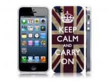 Terrapin Keep Calm Case - iPhone SE / 5S / 5 hoesje