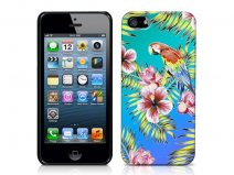 Terrapin Tropical Case - iPhone SE / 5s / 5 hoesje