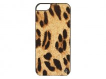 Uunique Safari Leopard Case - iPhone SE / 5s / 5 hoesje
