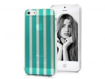 Beach Stripes Hard Case - iPhone SE / 5s / 5 hoesje