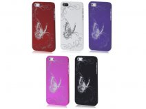 Butterfly Back Case - iPhone SE / 5s / 5 hoesje