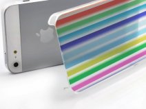 Colorful Stripes Case - iPhone SE / 5s / 5 hoesje
