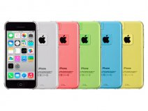 Case-Mate Barely There Crystal Hard Case voor iPhone 5C