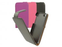 Classic Leather Case voor iPhone 5C