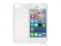 Frosted Crystal Case voor iPhone 5C