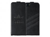 adidas Black Flip Case - iPhone SE / 5s / 5 hoesje