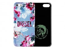 Diesel Flowers Case - iPhone SE / 5s / 5 hoesje