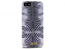 Just Cavalli Zebra Case - iPhone SE / 5s / 5 hoesje