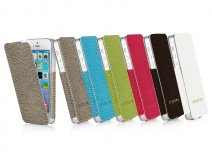 Pipetto Skinny Flip Case - iPhone SE / 5s / 5 hoesje