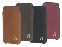 Replay Vintage Leather Sleeve - iPhone SE/5s/5c hoesje