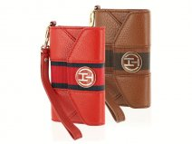 Tommy Hilfiger Bella Wallet - iPhone SE/5S/5C hoesje