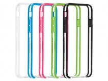 Case-Mate Tough Frame - Transparante Bumper Case voor iPhone 6/6S
