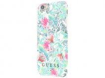 Guess Tropical TPU Case - iPhone 6/6s Hoesje