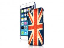 ITSKINS Hamo Graphic Vintage UK Flag - iPhone 6/6S hoesje