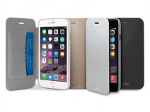 Puro Custodia Booklet Crystal - Hoesje voor iPhone 6/6S