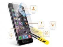 ZAGG iPhone 6+/6s+ Screenprotector Tempered Glass