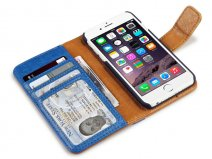 CaseBoutique Sterling Wallet Case met Stand - Hoesje voor iPhone 6/6S