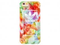 adidas iPhone 6/6S hoesje - Floral TPU case
