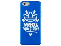 adidas iPhone 6/6S hoesje - Infamous Three Stripes