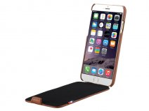 Decoded Leather Flip Case - iPhone 6/6S hoesje