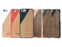 Native Union CLIC Wooden - Houten iPhone 6/6S hoesje