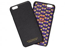 Scotch & Soda iPhone 6/6S hoesje - Luxe Lederen case
