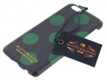 Scotch & Soda Dots Case - Leren iPhone 6/6S hoesje
