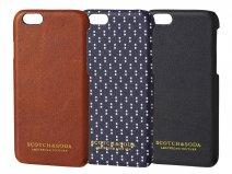 Scotch & Soda Leren Case - iPhone 6/6s hoesje