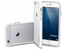 Spigen Neo Hybrid EX Case Wit - iPhone 6/6s hoesje