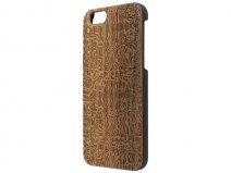 Woodstylz Walnotenhout Retro Houten iPhone 6/6s hoesje