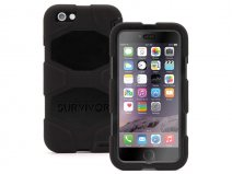 Griffin Survivor - Rugged iPhone 6 Plus/6S Plus Hoesje