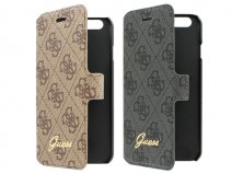 Guess Monogram Folio - iPhone 6 Plus/6S Plus hoesje