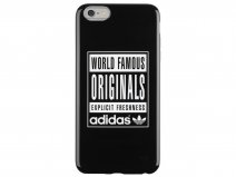 adidas World Famous TPU Case - iPhone 6+/6s+ hoesje