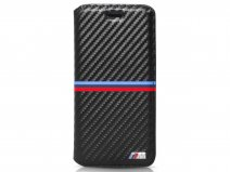 BMW M Stripes Bookcase - iPhone 6 Plus/6S Plus hoesje