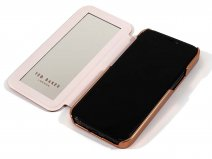 Ted Baker Glitsie Folio Case - iPhone 12 / 12 Pro Hoesje