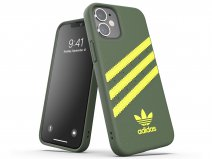 Adidas Originals Case Groen - iPhone 12 Mini hoesje