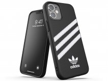 Adidas Originals Case Zwart - iPhone 12 Mini hoesje