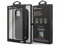 BMW M Sport Color Stitch Case - iPhone 12 Mini hoesje